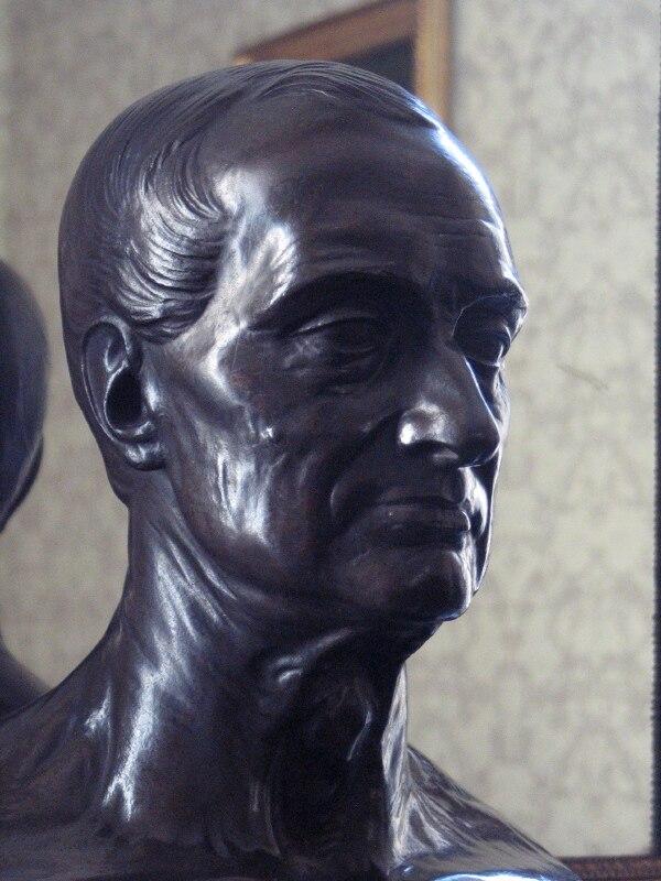 Buste Auguste Comte