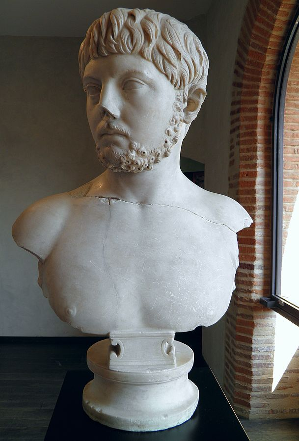 Bust of a young man Ra 73 b