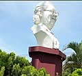 Busto de Mélida Anaya mejor conosida como la comandante Ana Maria Montes, San Salvador.jpg