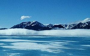 Byam Martin Mountains - Image: Bylot Island 1 1995 06 14