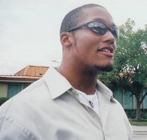 Byron Saxton - Bryan Kelly in March 2008