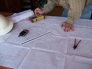 "Civil engineer - While all civil engineers tend to spend at least some time working ""on site"", much of the modern civil engineering work is done in offices, working with plans or computers."