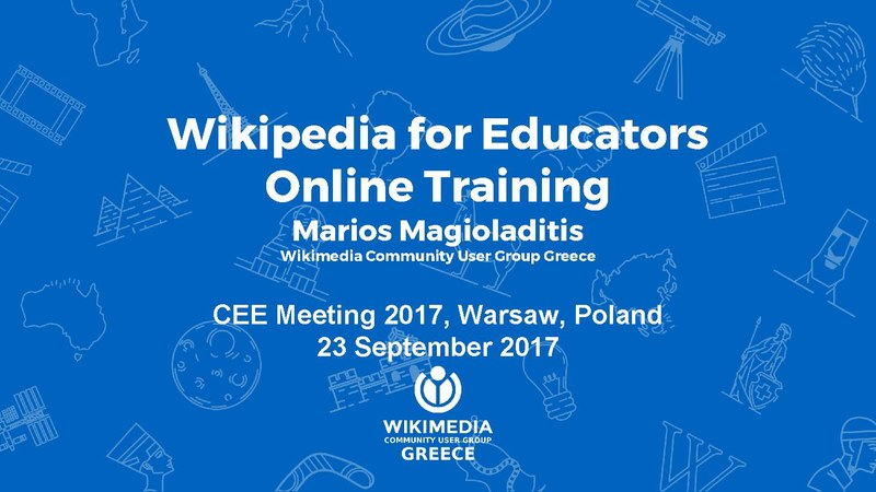 فائل:CEE Meeting 2017 - Educators training.pdf