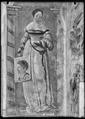 CH-NB - Stein am Rhein, Kloster Sankt-Georgen, Wandmalerei, vue partielle - Collection Max van Berchem - EAD-6995.tif