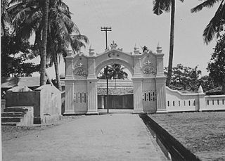 Luar Batang Mosque 18th-century mosque in Jakarta, Indonesia