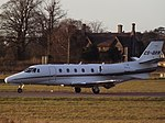 CS-DXR Cessna Citation Excel 560XLS Netjets Europe (31191194093).jpg