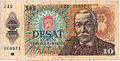 CS 10 korun Československych averz.jpg