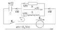 C en série avec association L en parallèle sur R soumis à échelon de tension - réponse en i - bis.png