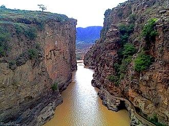 Tarija Department - Angostura Canyon, Bolivia