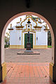 Cabildo y Museo Histórico Udaondo de Luján - Monumento a E. Udaondo.JPG
