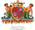 Cagliari-Stemma sabaudo da L'archivio comunale di Cagliari.png