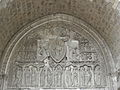 Cahors (46) Cathédrale Saint-Étienne Portail roman 13.JPG