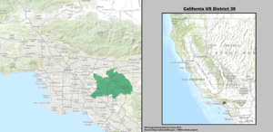California US Congressional District 39 (since 2013).tif