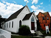 Calvary Episcopal Church NRHP 86002928 Carbon County, MT.jpg