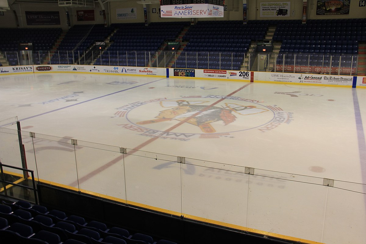 Cambria County War Memorial Arena Wikipedia