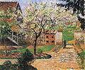 Camille Pissarro - Flowering Plum Tree, Eragny.JPG