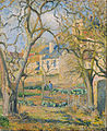 Camille Pissarro - Vegetable Garden - Google Art Project.jpg