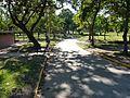 Caminería de concreto - Detalle Intersección (toma dirección Este) - panoramio.jpg