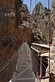 Caminito del Rey, nuevo puente colgante.jpg