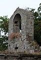 Campanile a vela della pieve romanica di San Giovanni Battista - panoramio.jpg
