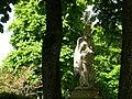 Campobasso-Villa de Capoa statua.jpg