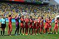Canadá vence o Brasil no futebol feminino, na Rio 2016 (29061509446).jpg