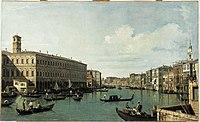 Canaletto - Le Grand Canal au pont du Rialto.jpg