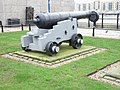 Cannon outside the Tower of London in March 2011.jpg