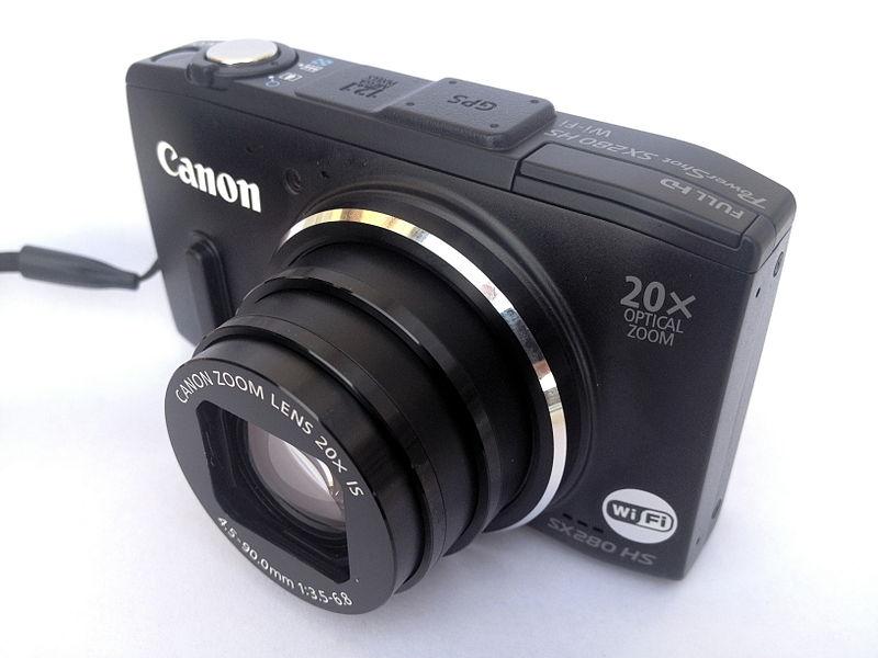 File:Canon PowerShot SX280 HS.jpg