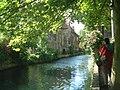 Canterbury - Kloster der Blackfriars und Stour.jpg