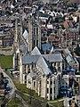 Canterbury Cathedral Aerial image (8634991805).jpg