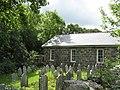 Capel a Mynwent yr Annibynwyr, Y Ganllwyd. Independent Chapel and Cemetery, Ganllwyd - geograph.org.uk - 488312.jpg