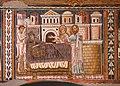 Cappella di san silvestro, affreschi del 1246, storie di costantino 02 sogno 1.jpg