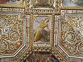Cappella serragli, volta 01 santi di tito e tiberio titi 04 doni dello spirito santo.JPG