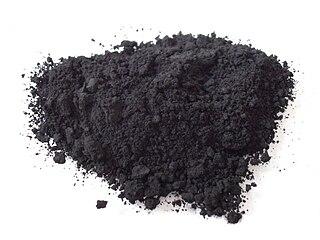 Carbon black Chemical compound