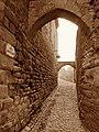 Carcassonne - Rue du Four Saint Nazaire - 20150106 (1).jpg