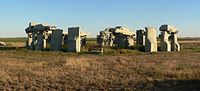 Carhenge from NW 2.JPG