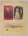 Caricatures of paintings by Daubigny and others in Le Salon Pour Rire MET DP824547.jpg