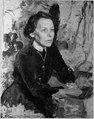 Carin Wästberg. Study (Hanna Pauli) - Nationalmuseum - 21001.tif