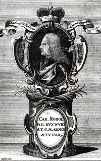 Carl Rudolf, Duke of Württemberg-Neuenstadt German duke