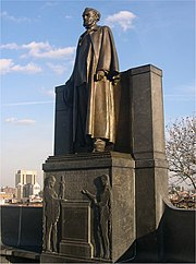Carl Schurz statue in New York City