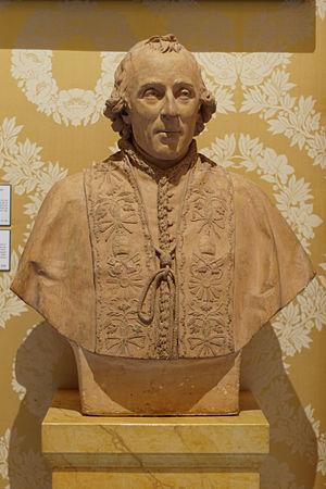 Louis-Pierre Deseine - Bust of Pie VII, Musée Carnavalet.