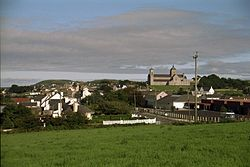 South West View of Carndonagh