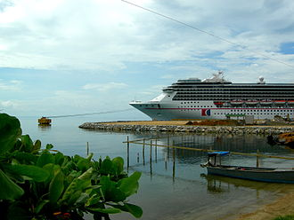 Bay Islands Department - Carnival Legend in Roatan