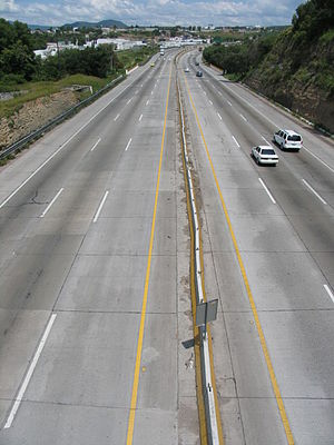 Mexican Federal Highway 57 - Image: Carretera 5702