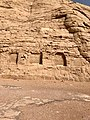 Carved Stone Cliffs, The Great Temple of Ramses II, Abu Simbel, AG, EGY (48017220852).jpg