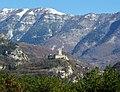 Castel Drena - XII sec - panoramio.jpg