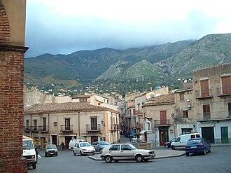 Castelbuono - Image: Castelbuono Centro