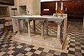 Castelfiorentino, Santi Lorenzo e Leonardo, interno, altare.jpg