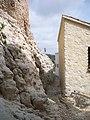 Castell de Calafell, Detalls 03.jpg